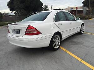 2001 Mercedes-Benz C200 Sedan - with 10 months Rego and RWC Footscray Maribyrnong Area Preview