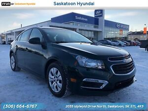 2015 Chevrolet Cruze 1LT PST Paid - Back Up Camera - Bluetooth