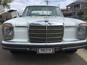 Mercedes 280e compact 1972 Sydney City Inner Sydney Preview