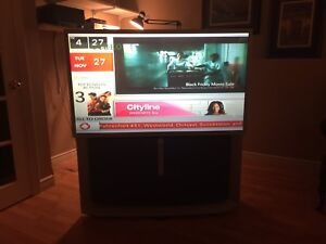 """50"""" Sony projection tv"""