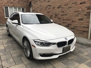 BMW 320xi 2015 lease takeover 550 tax included!