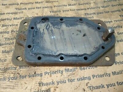 Briggs And Stratton Model Wmb Oil Pan Gas Engine Motor