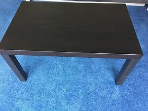 IKEA Lack coffee table black for free Fairlight Manly Area Preview