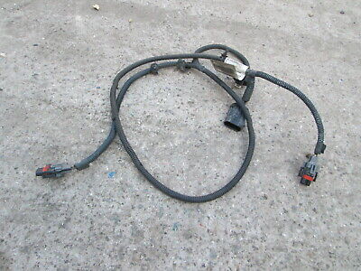 2009 VAUXHALL TIGRA B FRONT FOGLIGHT WIRING LOOM OUTSIDE TEMP SENSOR 93162342