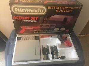 Original Nintendo Gaming Console