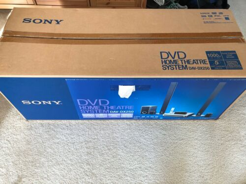 Sony DAV-DX250 5.1 Channel Home Theater System
