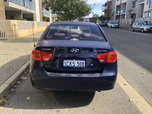 2006 Hyundai Elantra Slx 4 Sp Automatic 4d Sedan
