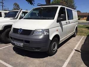 2007 Volkswagen Transporter Van/Minivan Lilydale Yarra Ranges Preview