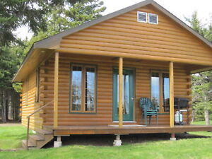 Tatamagouche Waterfront Two Bedroom Chalet