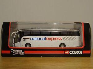 CORGI OOC NATIONAL EXPRESS CAETANO LEVANTE COACH BUS MODEL OM46401 1:76