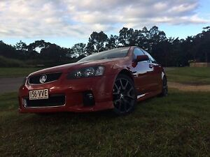 2011 Holden Commodore SV6 Cairns Cairns City Preview
