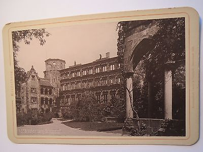 Heidelberg - Schlosshof / KAB