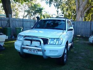 2000 Toyota LandCruiser Wagon Andergrove Mackay City Preview