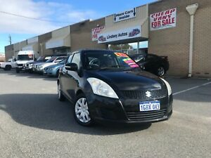 2011 SUZUKI SWIFT AUTO LOW KMS Wangara Wanneroo Area Preview