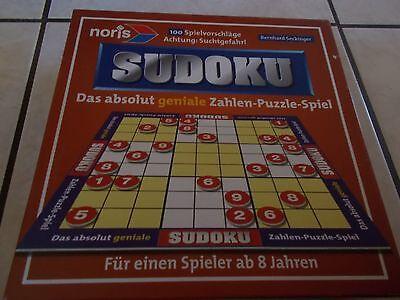 Sudoku. Ein Spiel für groß und klein von der Firma Noris