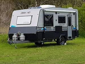 2017 Diamond Caravans 16.6 GEM Adelaide CBD Adelaide City Preview