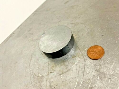 """1/2"""" Steel Plate, Disc Shaped, 2"""" Diameter, A36 Steel, Round, Circle"""