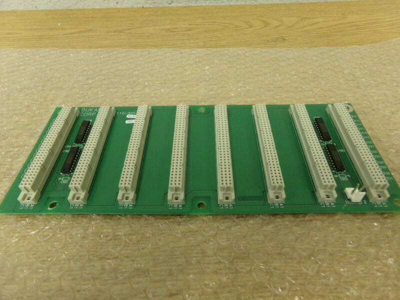 Dukane Ultrasonics 110-3053 Rev 01 218-1038-04 Circuit Control Board Assembly