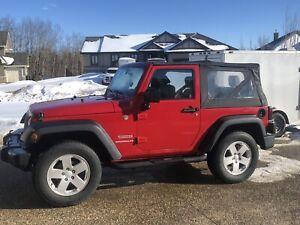 2010 Jeep Wrangler 2 door