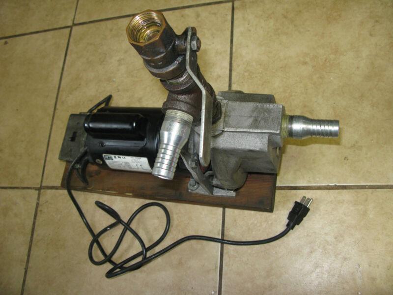 Dayton Electric 2P390A Aluminum Utility Pump - 1/2HP 115v
