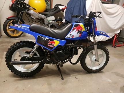 Yamaha Pw50 peewee pee wee