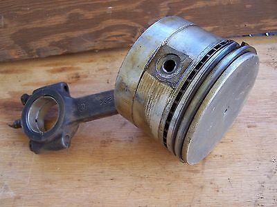 Kellogg American 452 Compressor 4.795 Piston Rings Conn. Rod