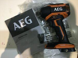 AEG 18V Half Inch Fusion 6 Mode Impact Wrench