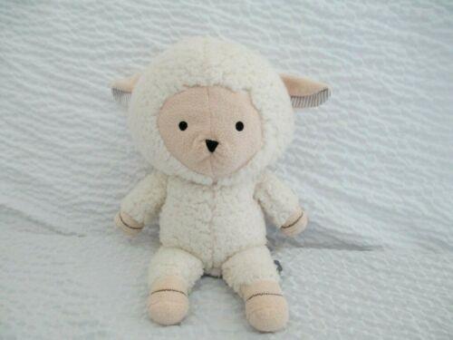 "Lambs & Ivy Signature - Goodnight Sheep - Plush Sheep - Puff - 12"" Sitting"