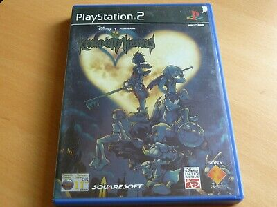 Sony PS2 Kingdom Hearts Game - Good Condition