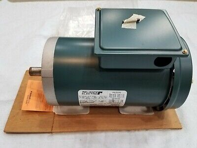 Reliance Electric 2hp 1725rpm Motor P14h1446h New Wo Box