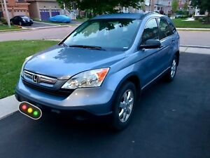 2007 HONDA CRV AUTOMATIC-ALL WHEEL DRIVE_$5900