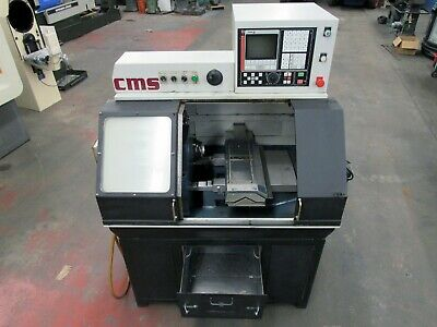 Cms Compact Gt-27 2-axis Gang Type Cnc Lathe W Fagor Control Id L-056