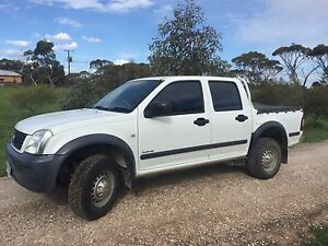 2003 Holden Rodeo Ute Mount Pleasant Barossa Area Preview