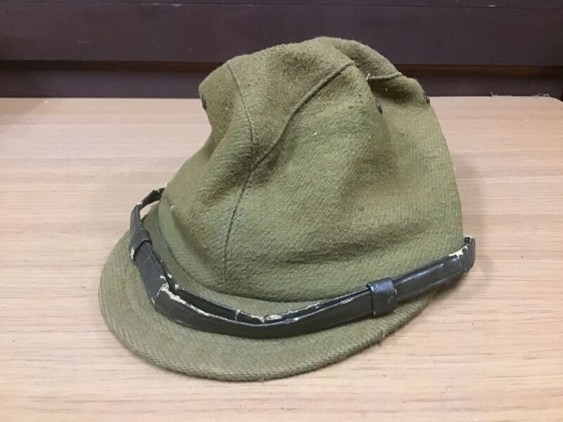 Y0955 Imperial Japan Army Military Hat cap personal gear Japanese WW2 vintage