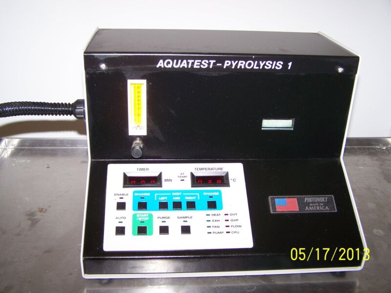 Photovolt 928 Aquatest Pyrolysis 1 Moisture Analyzer