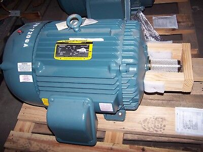 New Baldor Reliance 40 Hp 661xl Ac Electric Motor 324t Frame 460 Vac 1770 Rpm