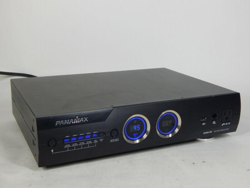 Panamax M5400-PM 11 Outlet Power Conditioner / Voltage Regulator A/V System