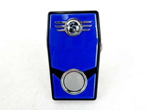 Retro Style AM/FM Transistor Pocket Radio, Antenna Stand, Earphone Jack, #PM28