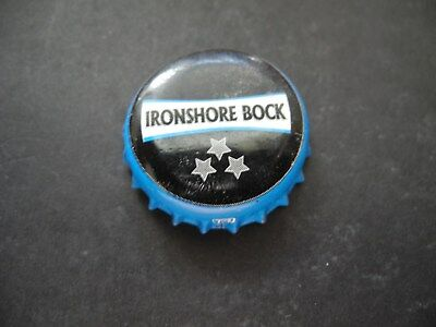 Cayman Islands Brewery Beer Bottle Cap Ironshore Bock