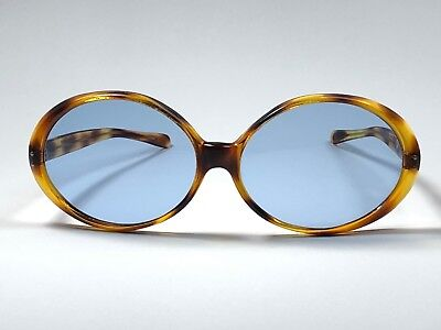 VINTAGE PIERRE CARDIN TORTOISE 203 OVERSIZED1960'S COLLECTOR FRANCE SUNGLASSES