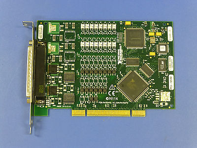 National Instruments Pci-6519 Ni Daq Card Bank-isolated Digital Io