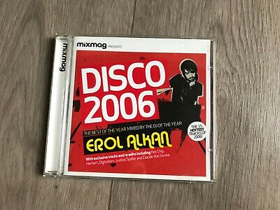 Erol Alkan Disco 2006Electronic Tech House, Electro 16 TRACK THE BEST OF THE