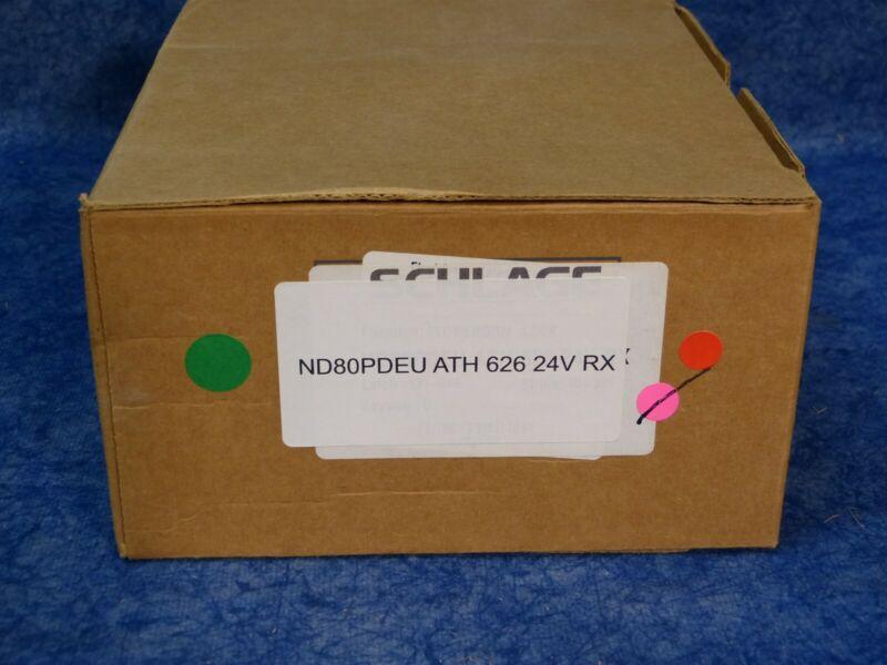 Schlage ND80PDEU ATH 626 24V RX Stormroom lock w Cylinder Disassembled lock