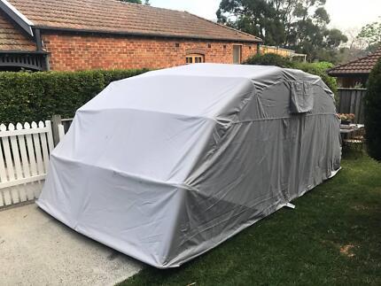 Car Kubby premium car cover tent gazebo carport CarKubby