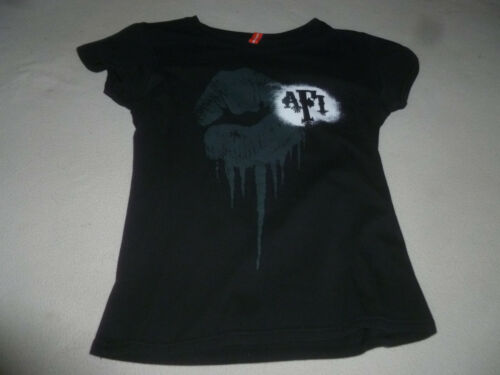 AFI LOVE LIKE WINTER 07 TOUR CONCERT SHIRT SIZE SMALL TEE BLACK YOUTH