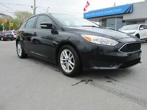 2015 Ford Focus SE HEATED SEATS, ALLOYS, POWERGROUP!!