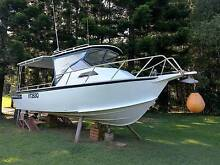 Plate alloy, Stingray 28 ft custom built,150hp turbo diesel 290DP Cooroy Noosa Area Preview