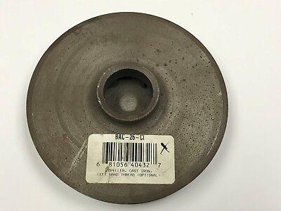 Bac-26-ci Ace Pumps Left Hand Thread Cast Iron Impeller