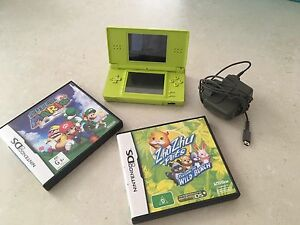 Lime Green Nintendo DS Lite Butler Wanneroo Area Preview