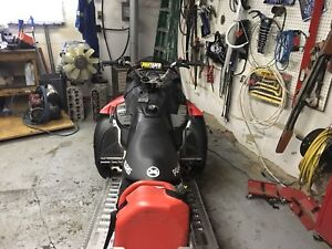 2010 Polaris dragon 174""